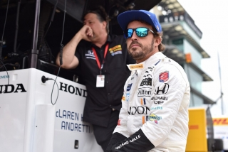 Fotos Fernando Alonso Indy 500 Foto 138