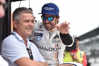 Fotos Fernando Alonso Indy 500 Foto 139