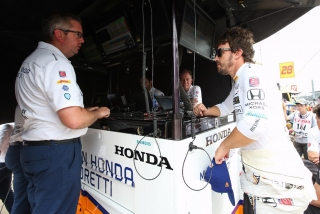 Fotos Fernando Alonso Indy 500 Foto 140