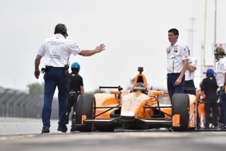 Fotos Fernando Alonso Indy 500 Foto 142