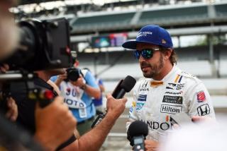 Fotos Fernando Alonso Indy 500 Foto 146