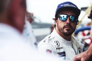 Fotos Fernando Alonso Indy 500 Foto 150