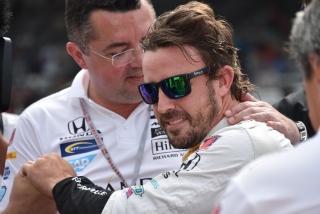 Fotos Fernando Alonso Indy 500 Foto 154