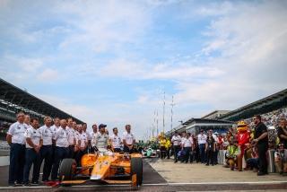Fotos Fernando Alonso Indy 500 Foto 155