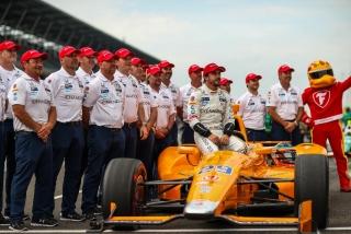 Fotos Fernando Alonso Indy 500 Foto 156