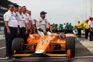 Fotos Fernando Alonso Indy 500 Foto 157
