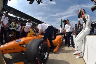 Fotos Fernando Alonso Indy 500 Foto 158