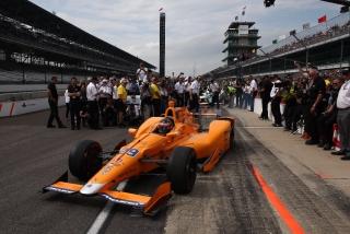 Fotos Fernando Alonso Indy 500 Foto 159