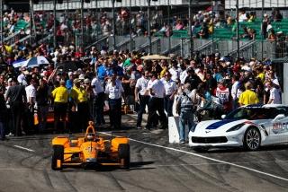Fotos Fernando Alonso Indy 500 Foto 163