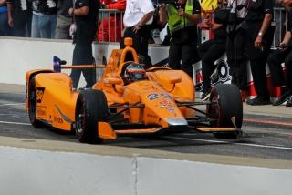 Fotos Fernando Alonso Indy 500 Foto 165