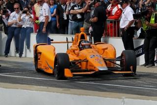 Fotos Fernando Alonso Indy 500 Foto 166