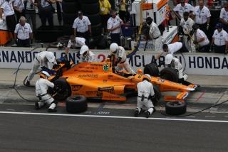 Fotos Fernando Alonso Indy 500 Foto 167