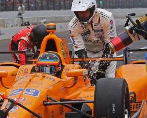 Fotos Fernando Alonso Indy 500 Foto 170
