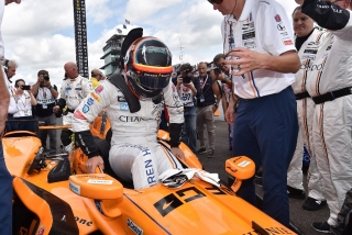 Fotos Fernando Alonso Indy 500 Foto 180