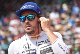 Fotos Fernando Alonso Indy 500 Foto 181