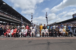 Fotos Fernando Alonso Indy 500 Foto 183