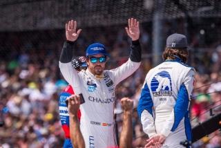 Fotos Fernando Alonso Indy 500 Foto 184