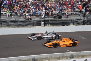 Fotos Fernando Alonso Indy 500 Foto 186