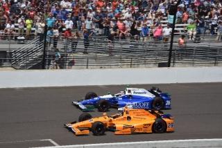 Fotos Fernando Alonso Indy 500 Foto 187
