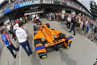 Fotos Fernando Alonso Indy 500 Foto 189