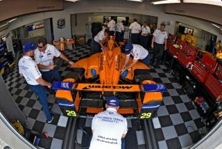 Fotos Fernando Alonso Indy 500 Foto 190