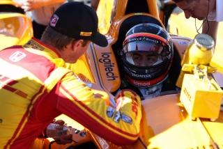 Fotos Fernando Alonso Indy 500 Foto 193