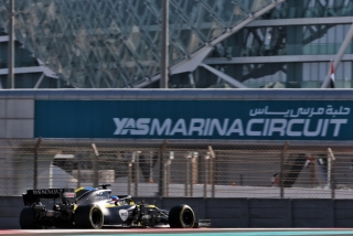 Foto 2 - Las fotos del test de Fernando Alonso en Abu Dhabi