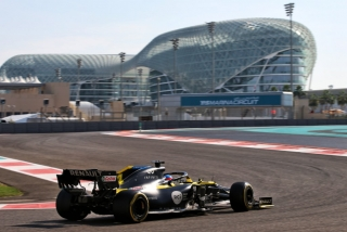 Foto 3 - Las fotos del test de Fernando Alonso en Abu Dhabi