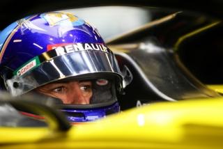 Las fotos del test de Fernando Alonso en Abu Dhabi - Miniatura 5