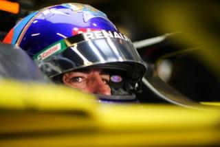 Las fotos del test de Fernando Alonso en Abu Dhabi - Miniatura 7