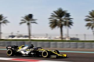 Las fotos del test de Fernando Alonso en Abu Dhabi - Miniatura 11