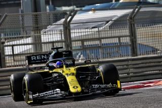 Las fotos del test de Fernando Alonso en Abu Dhabi - Miniatura 18
