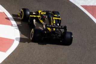 Las fotos del test de Fernando Alonso en Abu Dhabi - Miniatura 20
