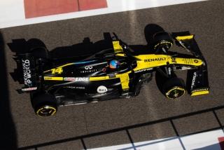 Las fotos del test de Fernando Alonso en Abu Dhabi - Miniatura 21