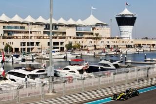 Las fotos del test de Fernando Alonso en Abu Dhabi - Miniatura 29