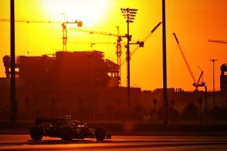 Las fotos del test de Fernando Alonso en Abu Dhabi - Miniatura 30