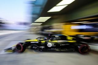 Las fotos del test de Fernando Alonso en Abu Dhabi - Miniatura 31