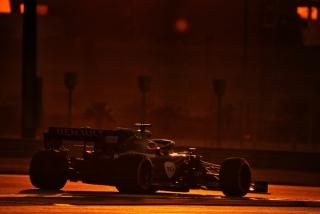 Las fotos del test de Fernando Alonso en Abu Dhabi - Miniatura 32