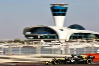 Las fotos del test de Fernando Alonso en Abu Dhabi - Miniatura 33