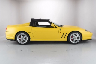 Foto 3 - Fotos Ferrari 550 Barchetta Pininfarina