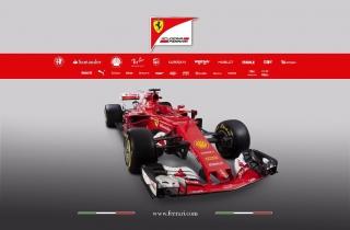 Fotos Ferrari SF70H F1 2017