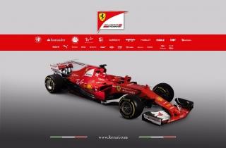 Fotos Ferrari SF70H F1 2017 - Foto 2