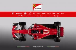 Fotos Ferrari SF70H F1 2017 - Foto 3