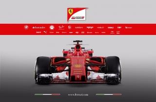 Fotos Ferrari SF70H F1 2017 - Foto 4