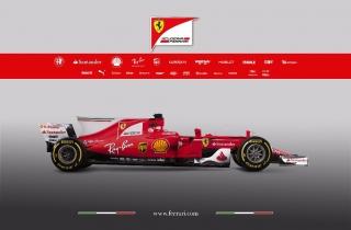 Fotos Ferrari SF70H F1 2017 - Foto 5