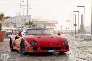 Fotos Ferrari F40 - Foto 2