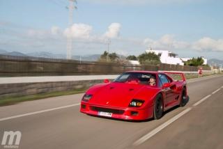 Fotos Ferrari F40 Foto 7