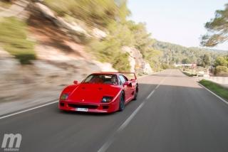 Fotos Ferrari F40 Foto 8