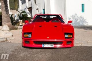 Fotos Ferrari F40 Foto 9