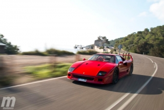 Fotos Ferrari F40 Foto 10
